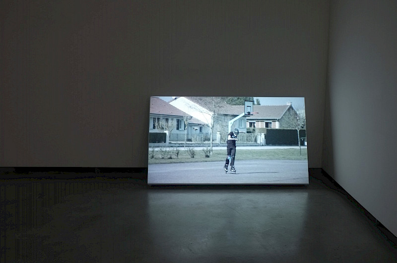 Installation view, Künstlerhaus Bethanien, Berlin, Germany