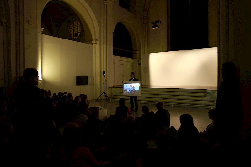 Live Video Performance at Samtalekoekken - Copenhagen Contemporary Art Center
