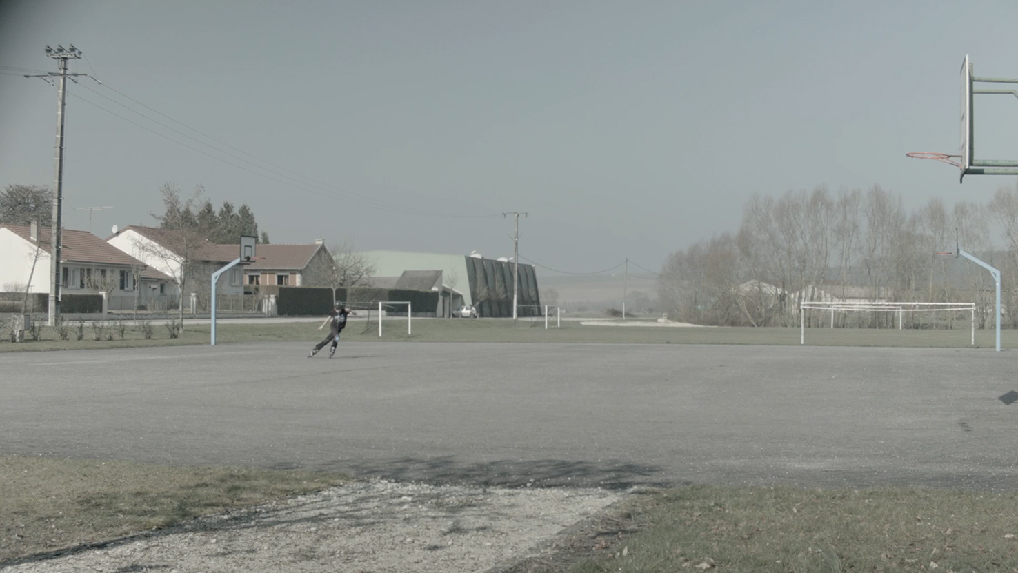 In this very moment (Antoine), Still from video
